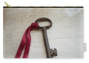 Key On Windowsill Carry-all Pouch
