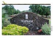 Kiahuna Golf Club Carry-all Pouch