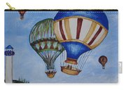 Kid's Art- Balloon Ride Carry-all Pouch