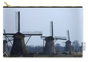 Kinderdijk Windmills 2 Carry-all Pouch