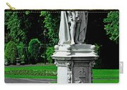 King Edward Vii Statue - Lichfield Carry-all Pouch