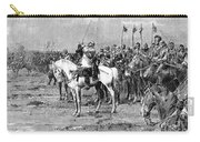 King Gustavus II Of Sweden Carry-all Pouch