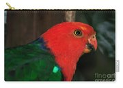 King Parrot - Male 2 Carry-all Pouch