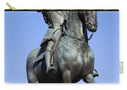 King Philip IIi Statue In Madrid Carry-all Pouch