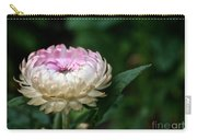 King Rose Strawflower Carry-all Pouch
