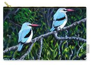 Woodland Kingfisher Carry-all Pouch