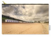 Kinlet Hall At Goodrington Sands Carry-all Pouch