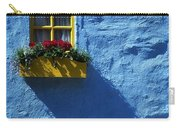 Kinsale, Co Cork, Ireland Cottage Window Carry-all Pouch