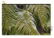 Kiokio Blechnum Novae-zelandiae Covered Carry-all Pouch