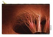 Kirlian Photograph Carry-all Pouch