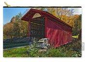 Kissing Bridge 2 Painted Carry-all Pouch