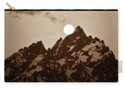 Kissing The Teton Carry-all Pouch