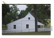 Kitchen And Slave Quarters Appomattox Virginia Carry-all Pouch