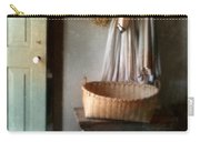 Kitchen Door In Old House Carry-all Pouch