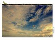 Kite At Folly Beach Near Charleston Sc Carry-all Pouch
