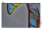 Kite Surfing Carry-all Pouch by Douglas Barnard