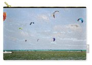 Kites Over The Bay Carry-all Pouch