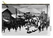 Klondike Street Scene Carry-all Pouch