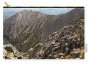 Knife Edge Mount Katahdin Baxter State Park Carry-all Pouch