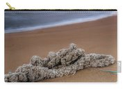 Knots On The Sand Carry-all Pouch