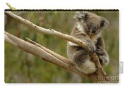 Koala At Work Carry-all Pouch