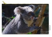 Koala In A Gum Tree Carry-all Pouch