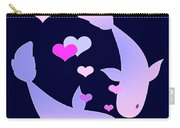 Koi In Love Carry-all Pouch