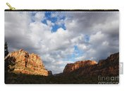 Kolob Terrace Road 1 Carry-all Pouch