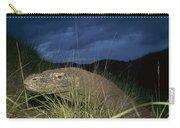 Komodo Dragon Varanus Komodoensis Carry-all Pouch