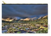 Koolau Mountains With Lighttrack App Carry-all Pouch