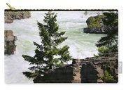 Kootenai Falls In Montana Carry-all Pouch