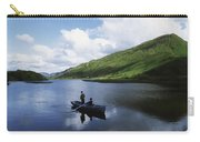 Kylemore Lake, Co Galway, Ireland Carry-all Pouch