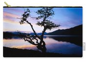 Kylemore Lake, Connemara, Co Galway Carry-all Pouch