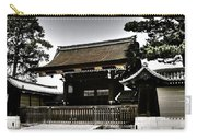 Kyoto Gosho Carry-all Pouch by Juergen Weiss