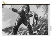 Labor Cartoon, 1914 Carry-all Pouch
