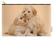 Labradoodle Puppies Carry-all Pouch