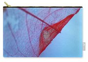 Lace Leaf 3 Carry-all Pouch
