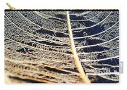 Lace Leaf 4 Carry-all Pouch