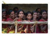 Ladies In Waiting Carry-all Pouch