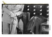 Ladies Must Dress, 1927 Carry-all Pouch