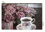 Ladies Tea Time Carry-all Pouch