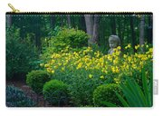 Lady Among The Blossoms Carry-all Pouch