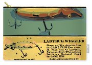 Lady Bug Wiggler Carry-all Pouch