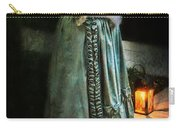 Lady By Lantern Light Carry-all Pouch