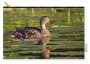 Lady Duck 1 Carry-all Pouch