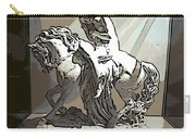 Lady Godiva Statue Carry-all Pouch