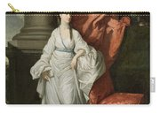 Lady Grant - Wife Of Sir James Grant Carry-all Pouch