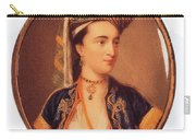 Lady Mary Wortley Montagu Carry-all Pouch