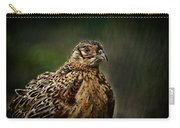 Lady Pheasant Carry-all Pouch