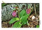 Lady Slipper I Carry-all Pouch